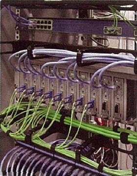 LANシステムの構築