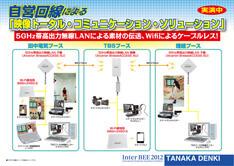 田中電気「放送技術事業部」のご紹介13