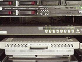 ウイルスサーバーシステム施工設置2