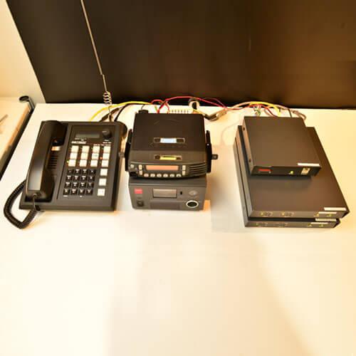 KENWOOD 無線機遠隔操作システム ジートロン