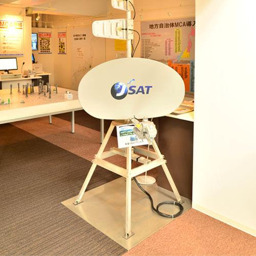 衛星IPネットワークサービス スカパーJ-SAT