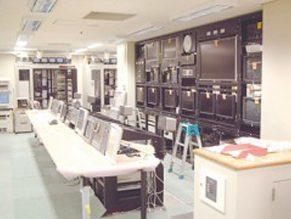 放送局内放送設備機器工事